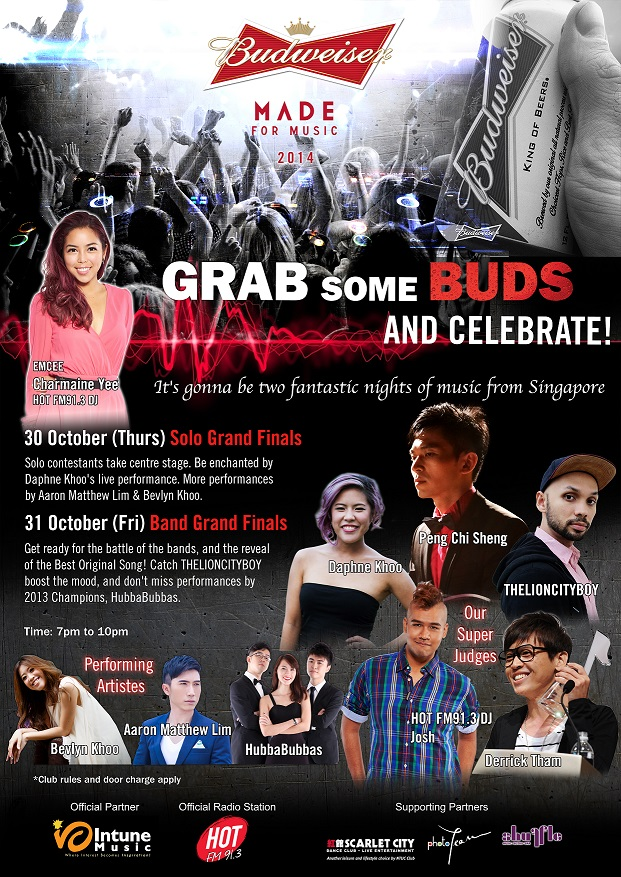 Budweiser Made for Music 2014 Intune Music Judges and Performers Aaron Matthew Lim_RESIZED