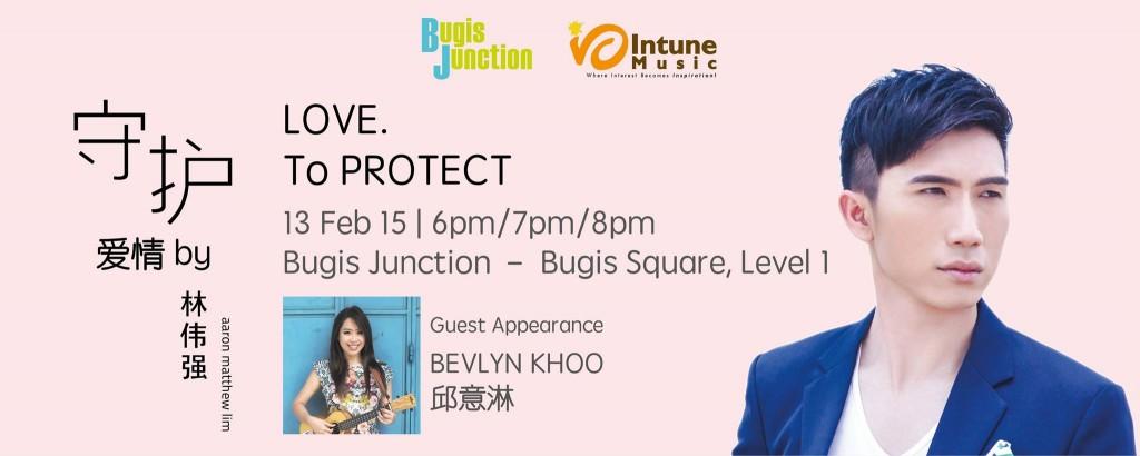 Bugis Square 130215 Shou Hu Ai Qing by Aaron Matthew Lim