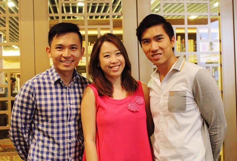Xinyao Reinterpreted 12 Sep 2015 Aaron matthew Lim Bevlyn Khoo Intune Music