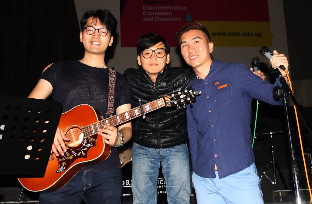 SOTA Performances for World IP Day 2016